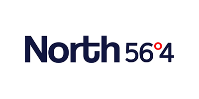 NORTH 56°4